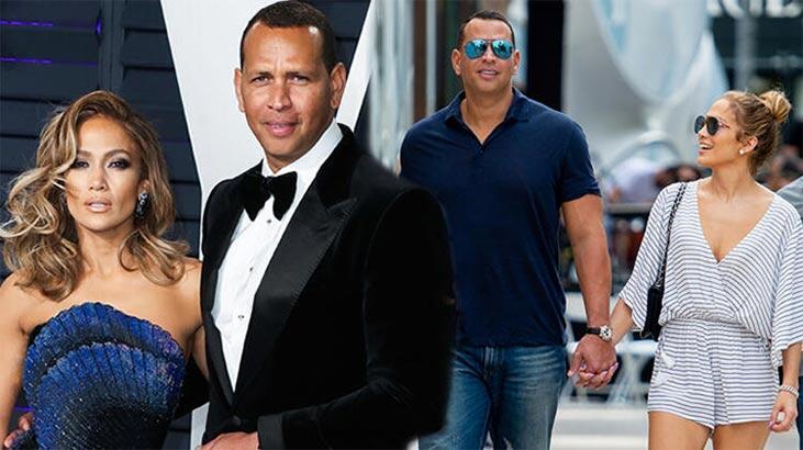Jennifer Lopez ile Alex Rodriguez'den flaş evlilik