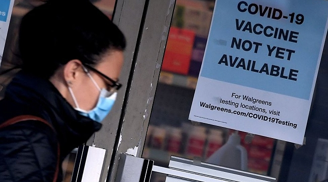 ABD'de Aşı Olmayanlar İşten Çıkartılabilir!