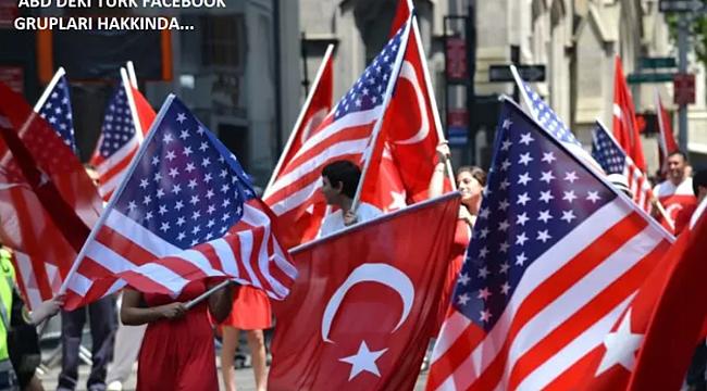 ABD'deki Türk Facebook Grupları...