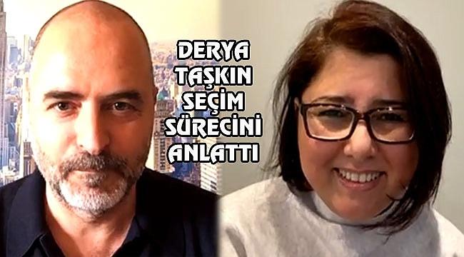 ABD Siyasetinde Bir Türk Kadını: Derya Taşkın