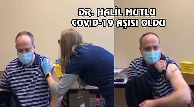 Amerika'da Aşı Olan İlk Türk: Dr. Halil Mutlu