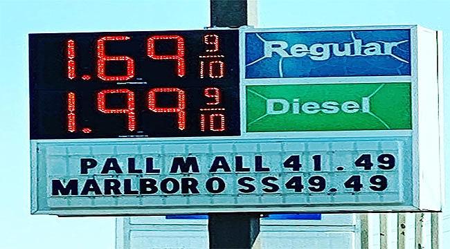 Amerika'da Benzin Fiyatları