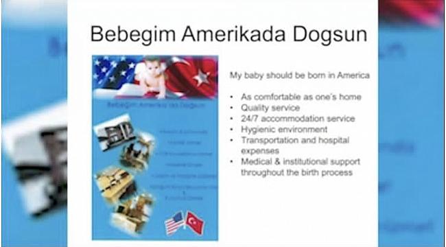 Amerika'da Doğum Turizmi Skandalı Detayları