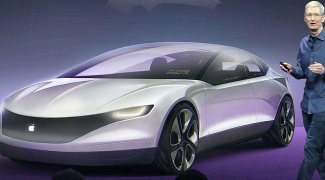 Apple, Elektrikli Otomobil Üretecek