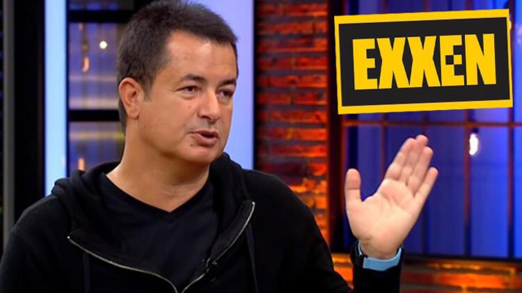 Son Dakika: Acun Ilıcalı yeni projesi 'Exxen' için