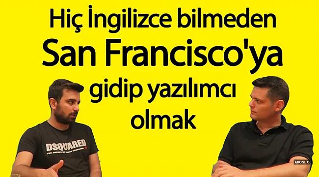 Caner Türkmen'in, ABD'deki Sıradışı Başarı Öyküsü...