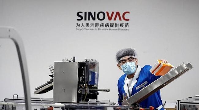 Çin'in Kovid-19 Aşısı Sinovac, Türkiye'ye Geldi