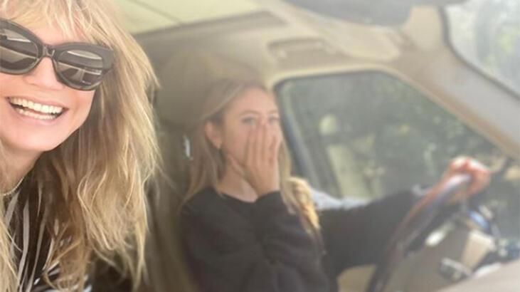 Heidi Klum: Kızım da model olmak istiyor