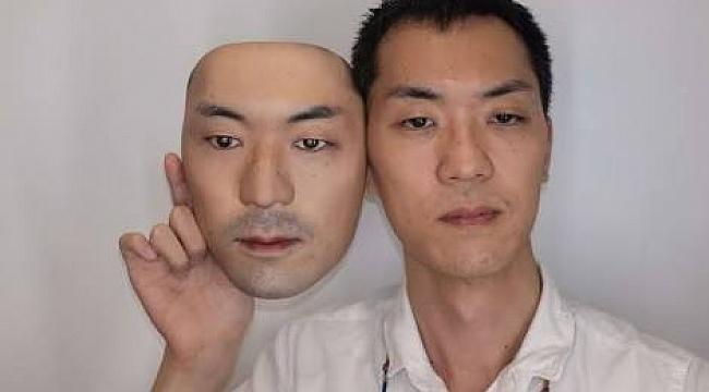 Gerçek Yüzleri Maskeyi Dönüştüren Dükkan