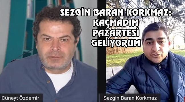 S.Baran Korkmaz, Cüneyt Özdemir'e Konuştu...