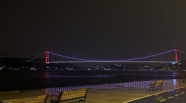 Karantinada İstanbul Sahillerinden Görüntüler