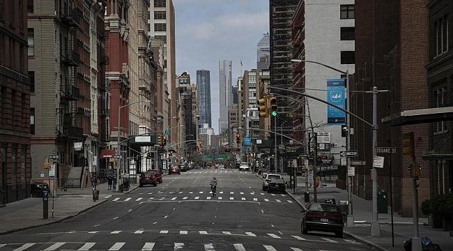New York'ta Tam Karantina Alarmı!