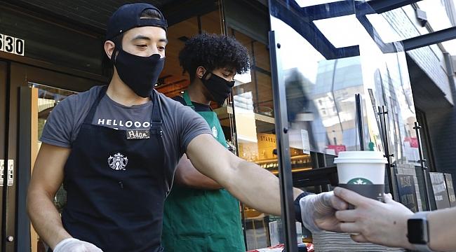 Starbucks'dan Sağlık Çalışanlarına Bedava Kahve