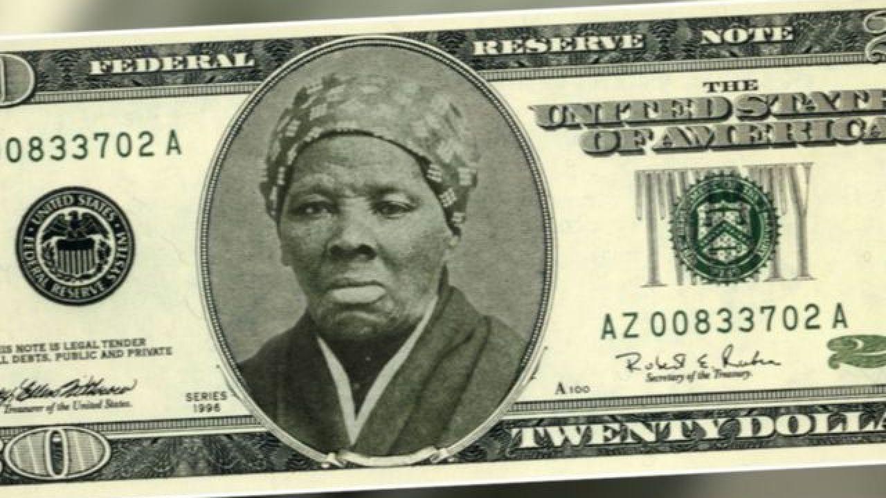 20 Dolar Banknotta Revizyon Kararı
