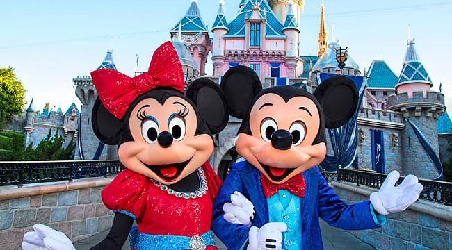 ABD'de Disneyland, Covid-19 Aşı Merkezi Oluyor