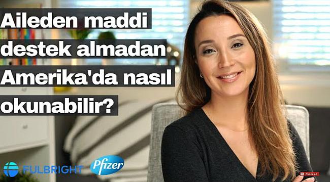 ABD Pfizer'da Başarılı Türk Kadını: Emel Esen