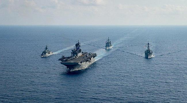 ABD ve Çin Arasında 'Çin Denizi' Gerilimi Büyüyor