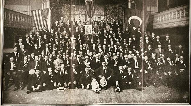 ABD'ye Osmanlı'dan Göç Eden İlk Türkler