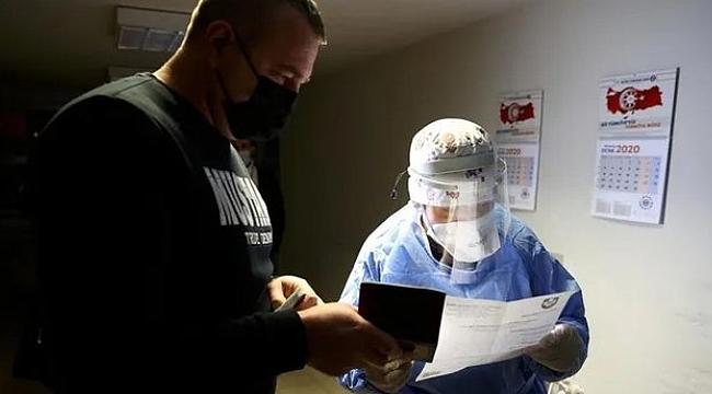 ABD'ye Uçmak İçin Negatif PCR Testi Gerekiyor