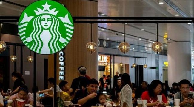 Çin, ABD için Starbucks'tan Yardım İstedi