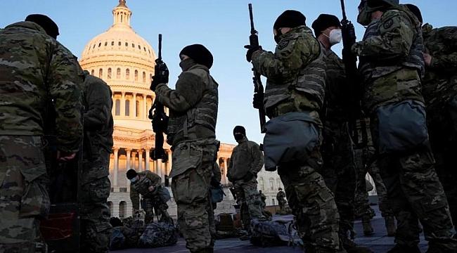 D.C.'de Askerlerle Vatandaşların Diyaloğu