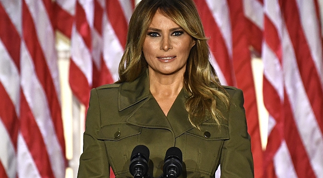 Did Melania Know About What Might be Coming?