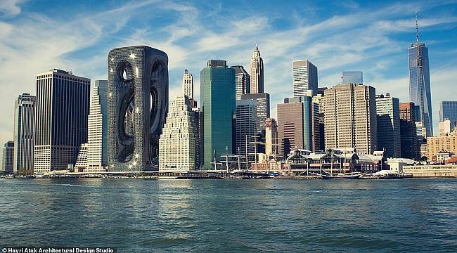 Hayri Atak'tan New York'a Türk İmzası