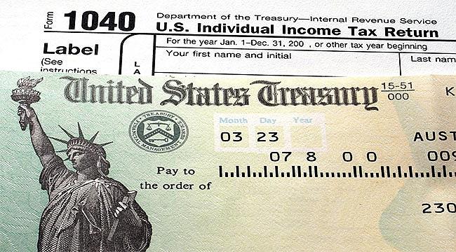 IRS Vergi Beyanname Sürelerini Erteledi