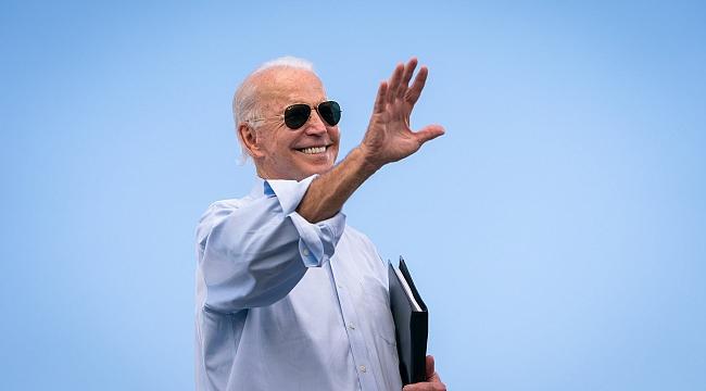 Joe Biden'dan İlk Paylaşım Geldi