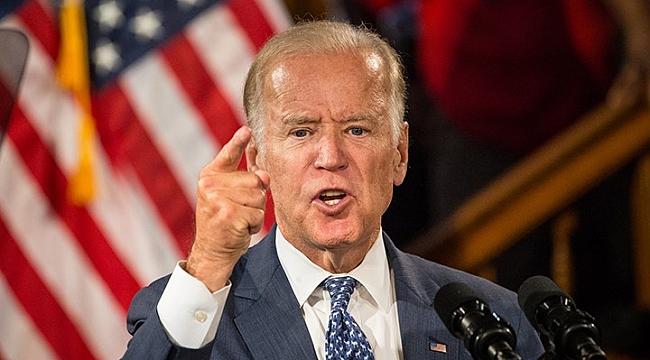 Joe Biden: Onlar Protestocu Değil, Teröristti