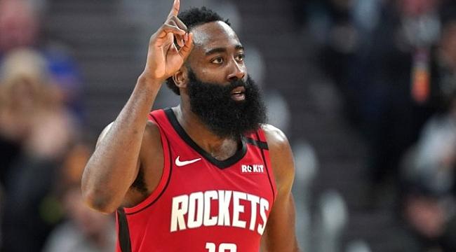 NBA'de James Harden Takası