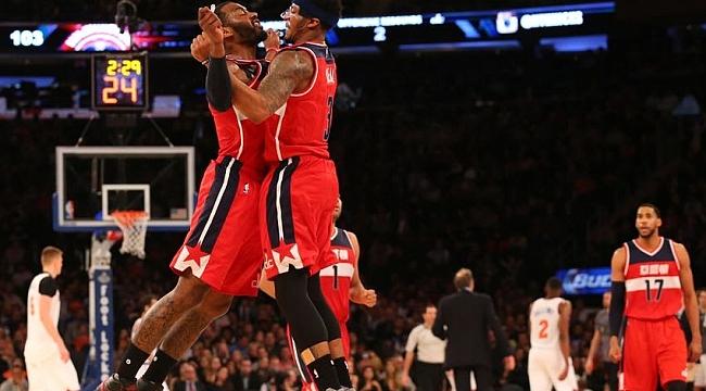NBA'de Sarılmak Yasaklandı!