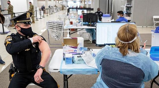New Jersey'de Büyük Aşı İstasyonları