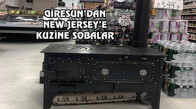 New Jersey'de Giresun Kuzineleri Satışta