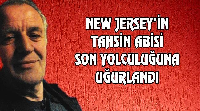 Tahsin Kulaksız New Jersey'de Vefat Etti