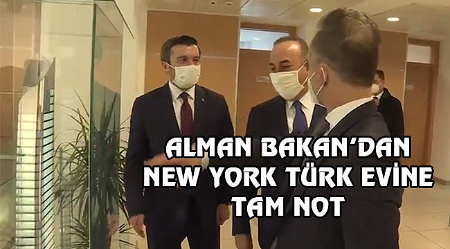New York Türk Evine Tam Not