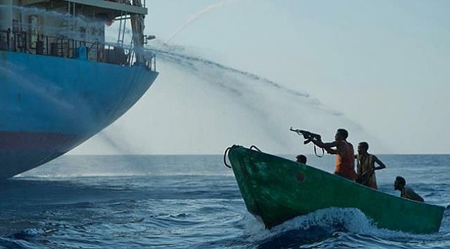 Nijerya'da Türk Gemisine Saldırı