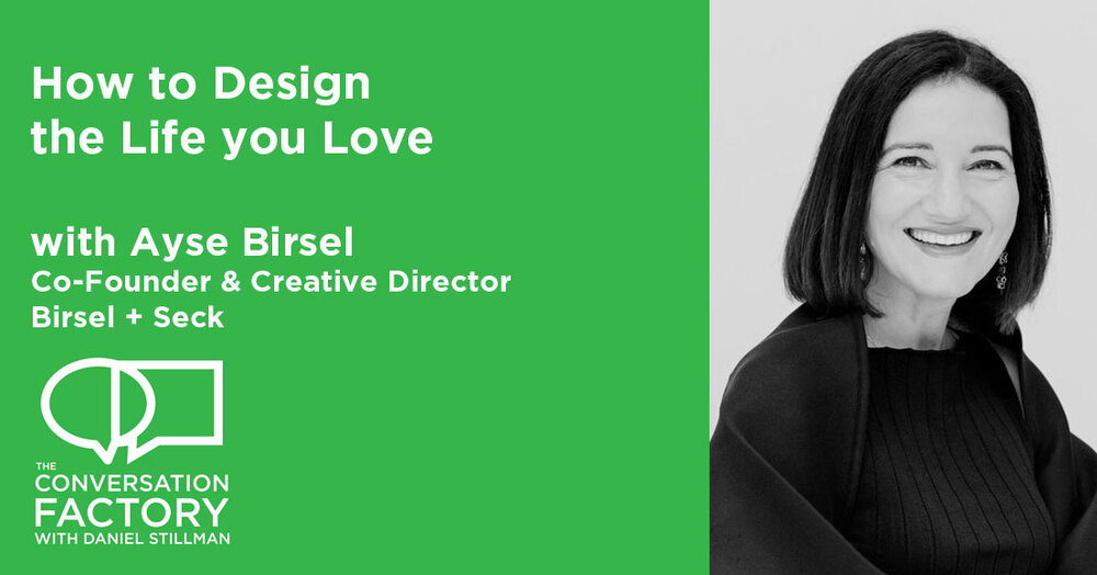 One of the Most Creative People Ayse Birsel's Zoom Meetings