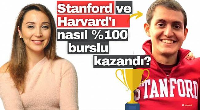 Standford'ın Türk Dahisi: Kaan Alp Yay