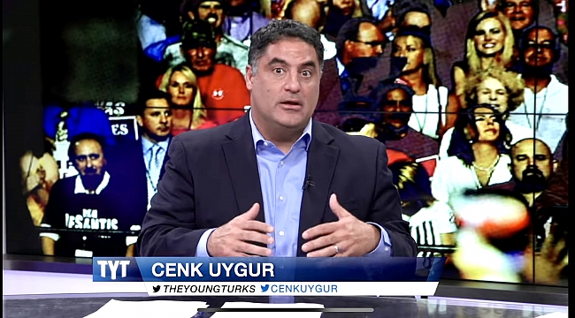The Young Turk Cenk Uygur Talks About QAnon