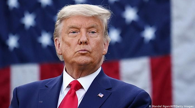 Trump'ın Veda Mesajı: 'Gururluyum'