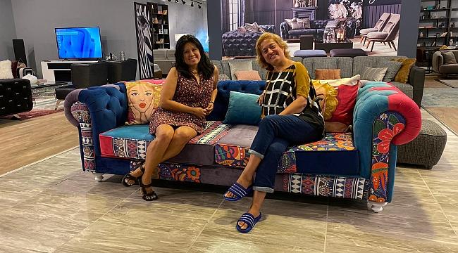 Saloni Furniture and Authentic Turkish Designs
