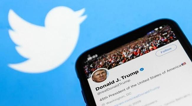 Twitter, Trump'ın Hesabını Askıya Alıyor