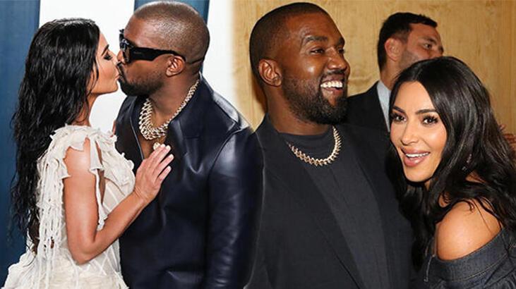Ayrılık Kanye West'e yaramadı