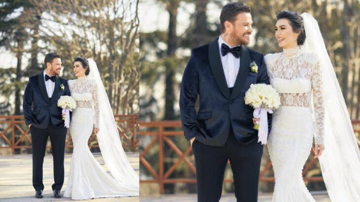 İkinci kez evlendiler