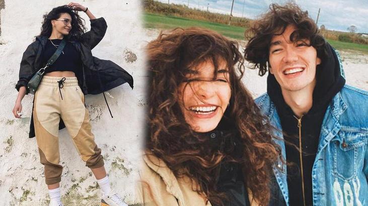 Ebru Şahin sosyal medyaya geri döndü!