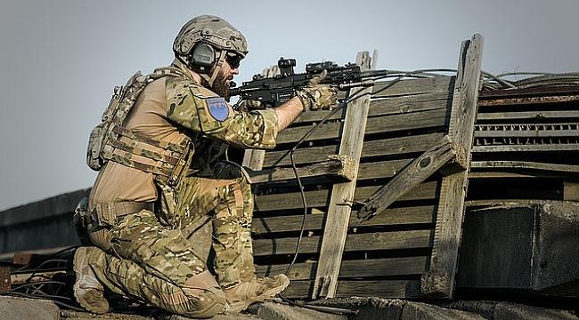 ABD'deki Alman Askerlerine 'Terörist' Şüphesi