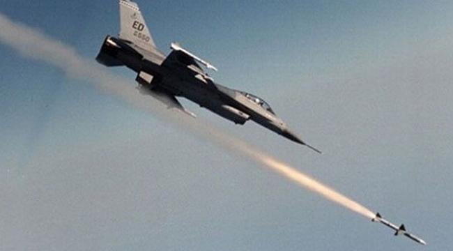 ABD'den Hava Saldırısı!