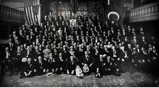 ABD'li Türklerin, Kurtuluş Savaşı'na Desteği