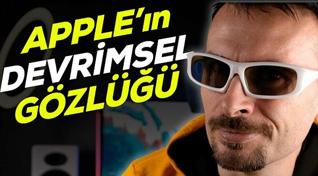 Apple Akıllı Gözlük Yolda...